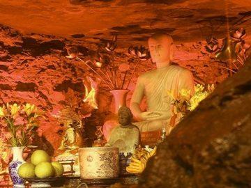 Dấu ấn chùa Hang, nơi đầu tiên đạo Phật du nhập vào nước ta