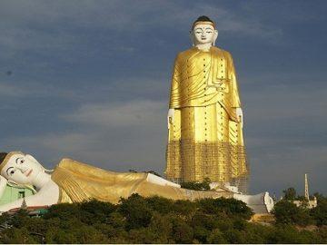 Choáng ngợp chiêm ngưỡng 7 bức tượng cao nhất thế giới